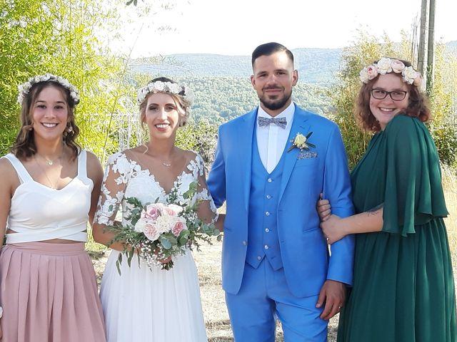 Le mariage de Alexandre et Magali