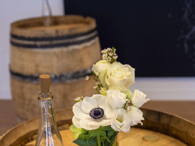 Le mariage de Mathilde et Hugues à Mailly-Champagne, Marne 6