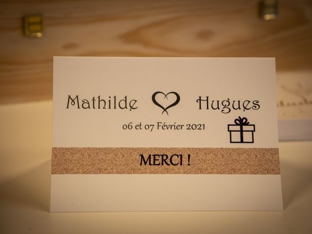 Le mariage de Mathilde et Hugues à Mailly-Champagne, Marne 9