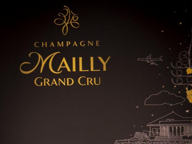 Le mariage de Mathilde et Hugues à Mailly-Champagne, Marne 27