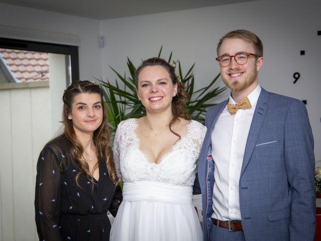 Le mariage de Mathilde et Hugues à Mailly-Champagne, Marne 45