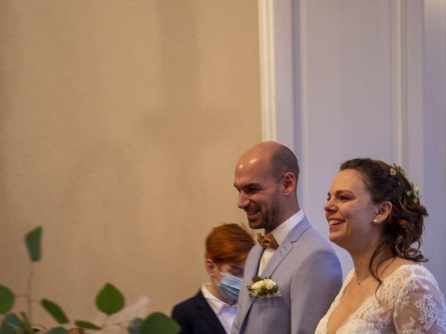 Le mariage de Mathilde et Hugues à Mailly-Champagne, Marne 53