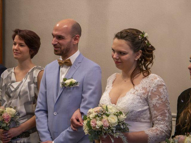 Le mariage de Mathilde et Hugues à Mailly-Champagne, Marne 55