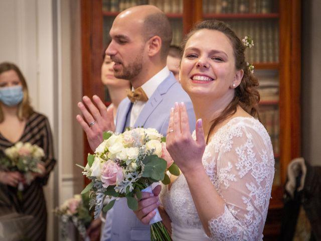 Le mariage de Mathilde et Hugues à Mailly-Champagne, Marne 59