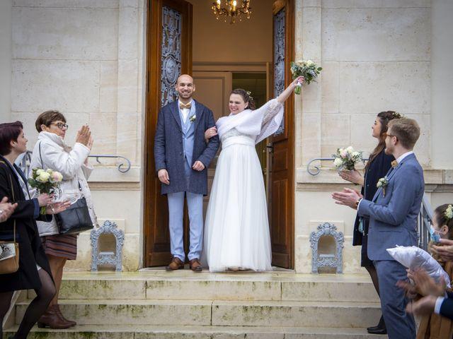 Le mariage de Mathilde et Hugues à Mailly-Champagne, Marne 61