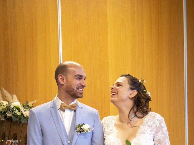Le mariage de Mathilde et Hugues à Mailly-Champagne, Marne 66