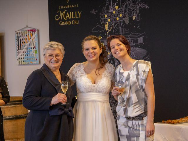 Le mariage de Mathilde et Hugues à Mailly-Champagne, Marne 70
