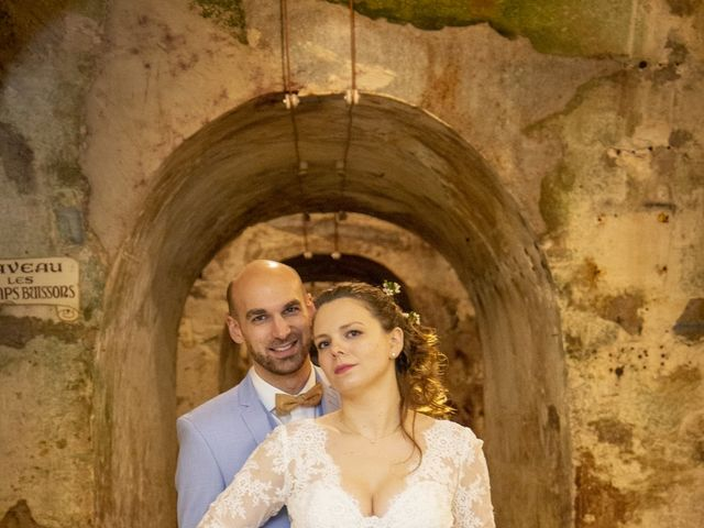 Le mariage de Mathilde et Hugues à Mailly-Champagne, Marne 82