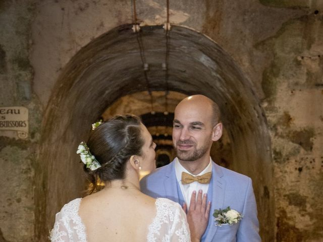 Le mariage de Mathilde et Hugues à Mailly-Champagne, Marne 87