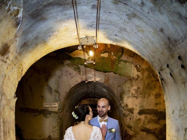 Le mariage de Mathilde et Hugues à Mailly-Champagne, Marne 89