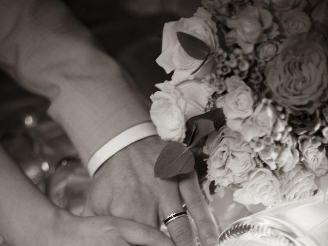 Le mariage de Mathilde et Hugues à Mailly-Champagne, Marne 93