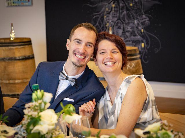 Le mariage de Mathilde et Hugues à Mailly-Champagne, Marne 102