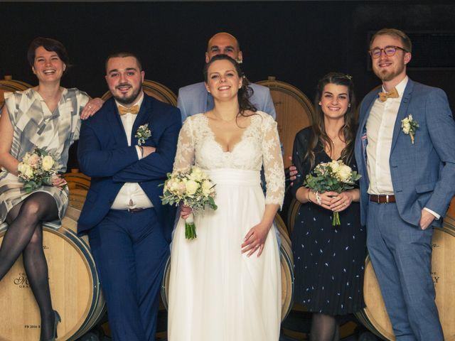 Le mariage de Mathilde et Hugues à Mailly-Champagne, Marne 128