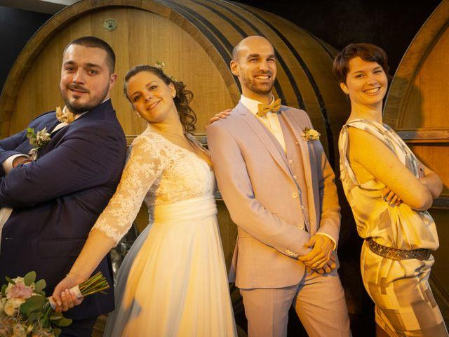 Le mariage de Mathilde et Hugues à Mailly-Champagne, Marne 132