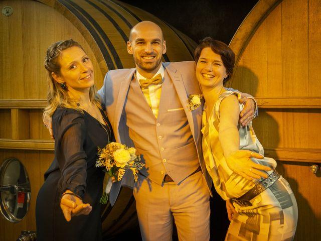 Le mariage de Mathilde et Hugues à Mailly-Champagne, Marne 133