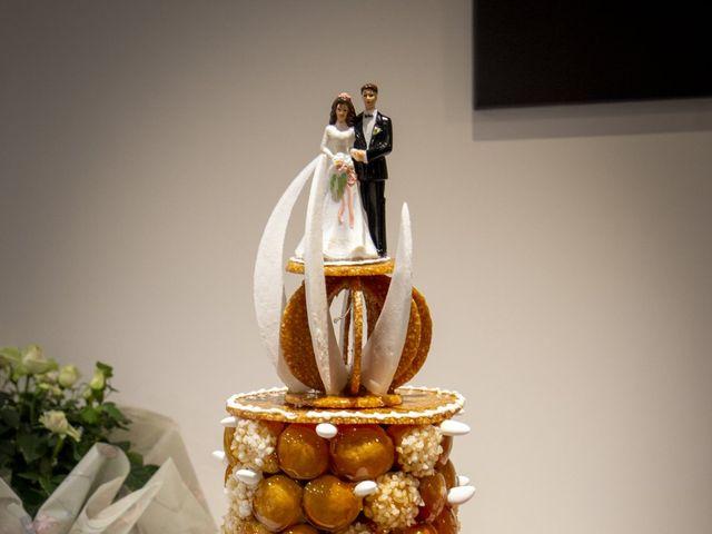 Le mariage de Mathilde et Hugues à Mailly-Champagne, Marne 140