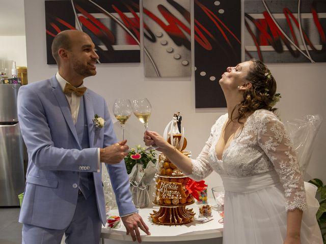 Le mariage de Mathilde et Hugues à Mailly-Champagne, Marne 143