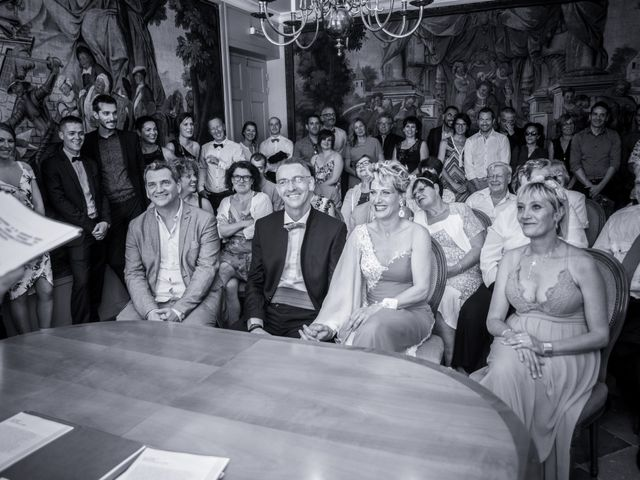 Le mariage de Philippe et Astrid à Vourles, Rhône 10