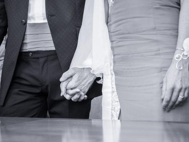 Le mariage de Philippe et Astrid à Vourles, Rhône 11