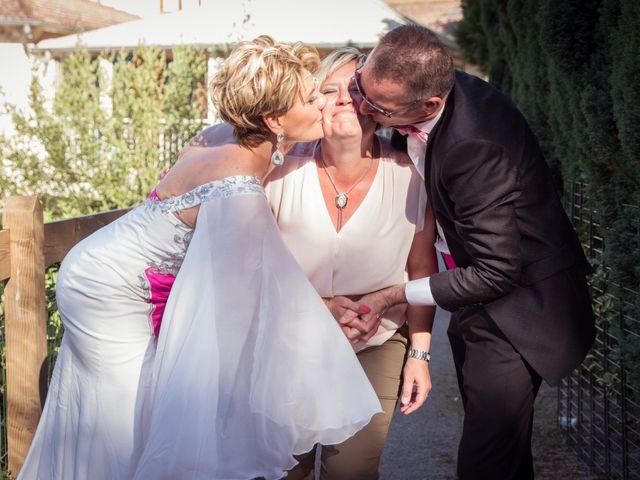 Le mariage de Philippe et Astrid à Vourles, Rhône 18