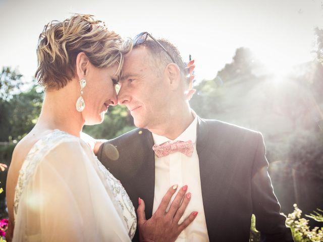 Le mariage de Philippe et Astrid à Vourles, Rhône 1
