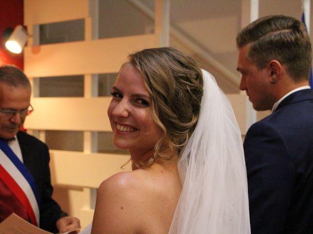 Le mariage de Laureline et Julian à Servigny-lès-Sainte-Barbe, Moselle 5