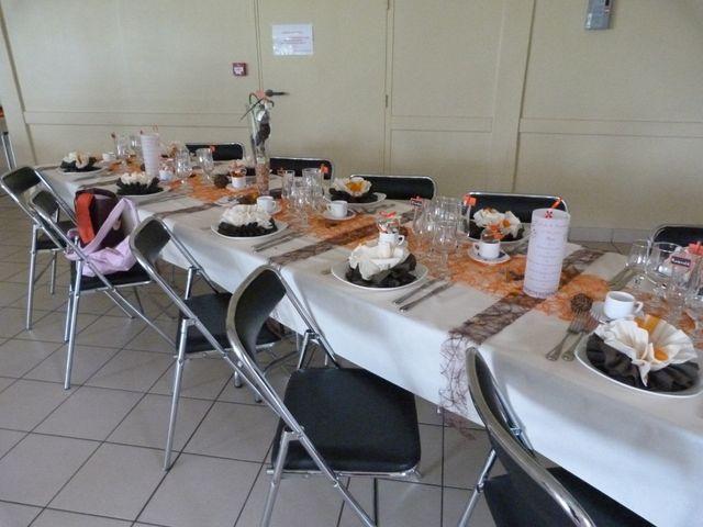 Le mariage de Domibnique et Nathalie à Changé, Sarthe 8