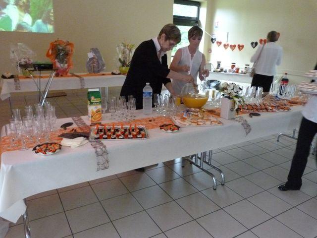 Le mariage de Domibnique et Nathalie à Changé, Sarthe 9