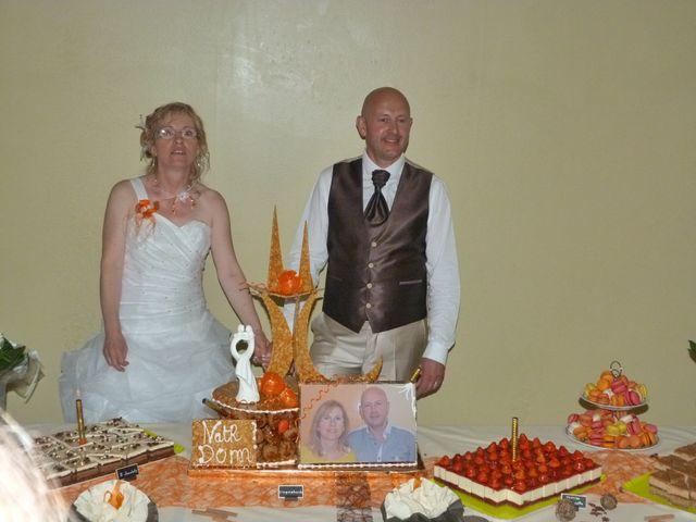 Le mariage de Domibnique et Nathalie à Changé, Sarthe 13