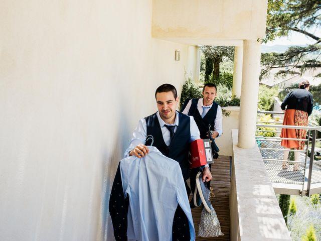 Le mariage de Antoine et Carine à Villeneuve-les-Avignon, Gard 20
