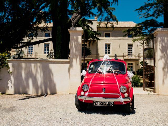 Le mariage de Antoine et Carine à Villeneuve-les-Avignon, Gard 25