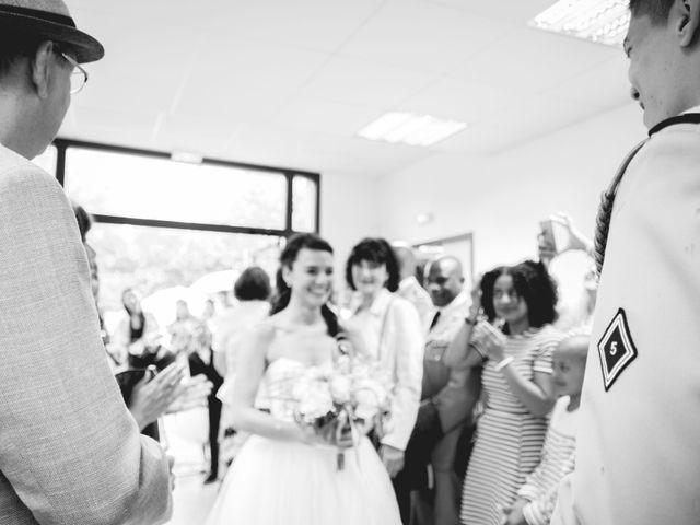 Le mariage de Alexandre et Jessica à Biscarrosse, Landes 10