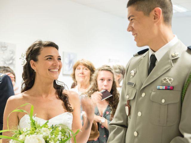 Le mariage de Alexandre et Jessica à Biscarrosse, Landes 12