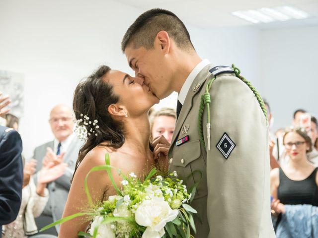 Le mariage de Alexandre et Jessica à Biscarrosse, Landes 13