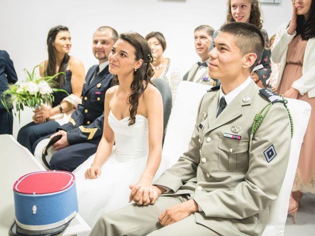 Le mariage de Alexandre et Jessica à Biscarrosse, Landes 14