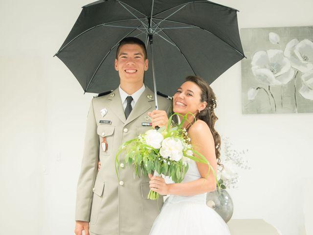 Le mariage de Alexandre et Jessica à Biscarrosse, Landes 17