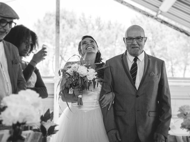 Le mariage de Alexandre et Jessica à Biscarrosse, Landes 25