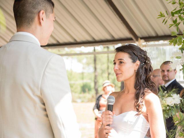 Le mariage de Alexandre et Jessica à Biscarrosse, Landes 34