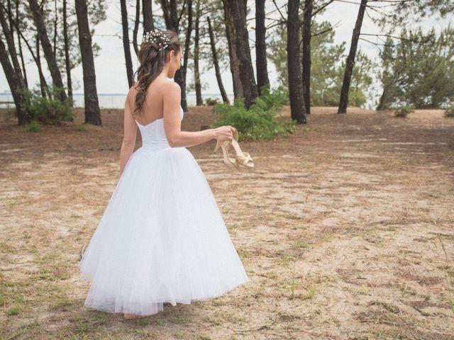 Le mariage de Alexandre et Jessica à Biscarrosse, Landes 42