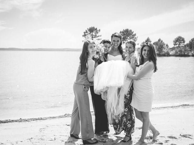 Le mariage de Alexandre et Jessica à Biscarrosse, Landes 44