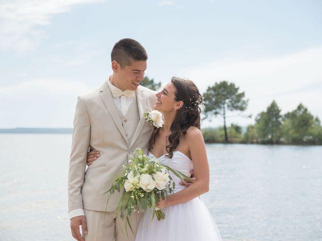 Le mariage de Alexandre et Jessica à Biscarrosse, Landes 47