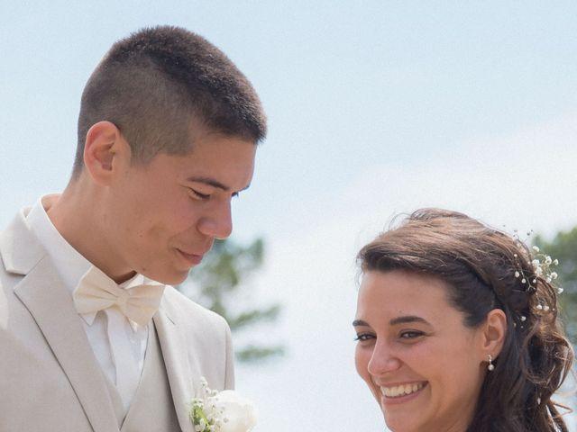 Le mariage de Alexandre et Jessica à Biscarrosse, Landes 49