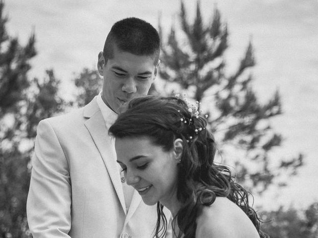 Le mariage de Alexandre et Jessica à Biscarrosse, Landes 50