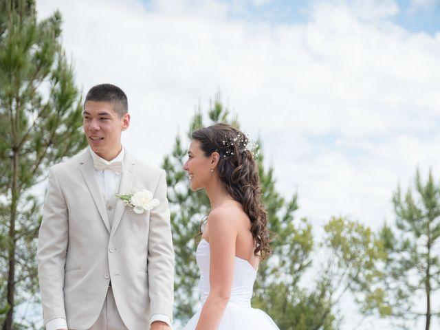 Le mariage de Alexandre et Jessica à Biscarrosse, Landes 57