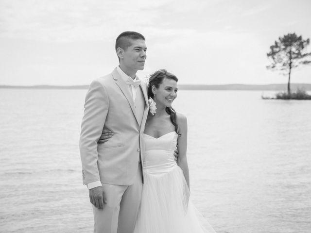 Le mariage de Alexandre et Jessica à Biscarrosse, Landes 60