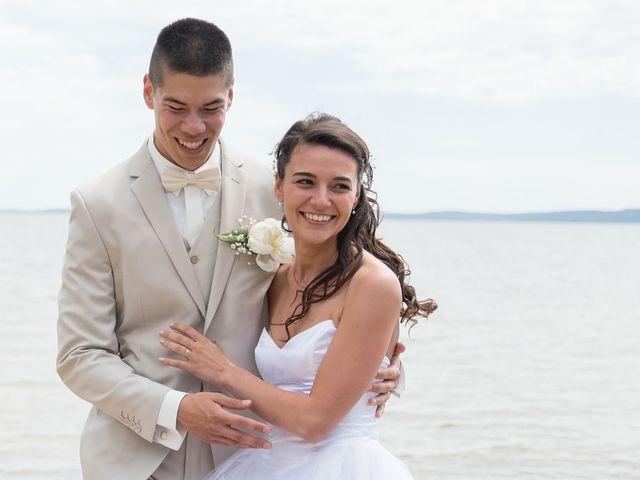 Le mariage de Alexandre et Jessica à Biscarrosse, Landes 63