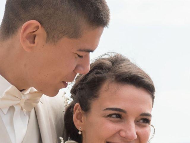 Le mariage de Alexandre et Jessica à Biscarrosse, Landes 65