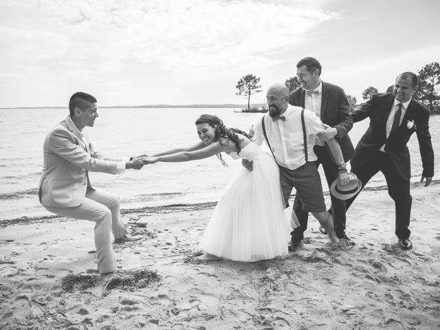 Le mariage de Alexandre et Jessica à Biscarrosse, Landes 66