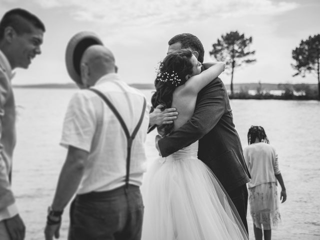 Le mariage de Alexandre et Jessica à Biscarrosse, Landes 67