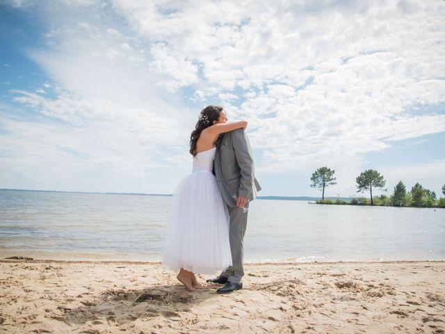 Le mariage de Alexandre et Jessica à Biscarrosse, Landes 68